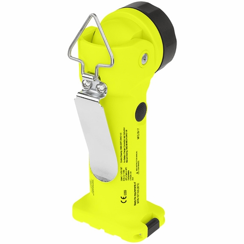 XPP-5566GX Nightstick Intrant Intrinsically Safe Dual Angle Light 3AA - Green