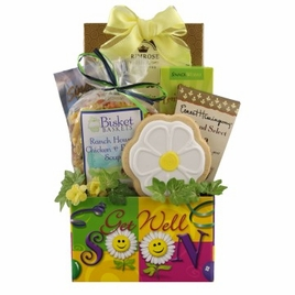 Back to Health Gift Basket