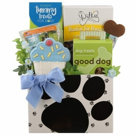 Barks and Wags Dog Gift