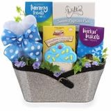 Bow Wow Party Dog Gift Basket