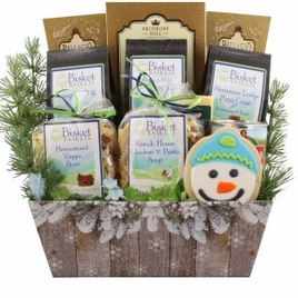 Family Style Meals Gift Basket