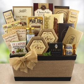 First Impression Gift Basket