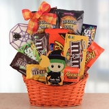 Halloween Witch's Treats Gift Basket