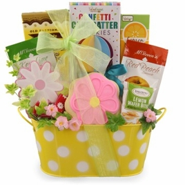 Happy Day Gift Basket