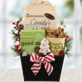 Holiday Wags Dog Gift