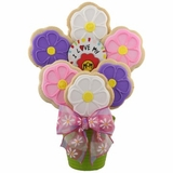 Mother's Day Garden Cookie Bouquet