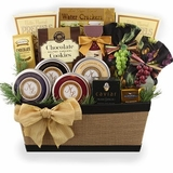 Wine Country Holiday Bountiful Gift Basket