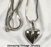 AFFECTION Necklace - Silvertone