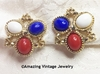AMERICANA Earrings - Clip