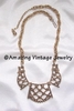 ANTIQUE LACE Necklace