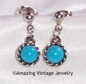 BLUE LADY Earrings