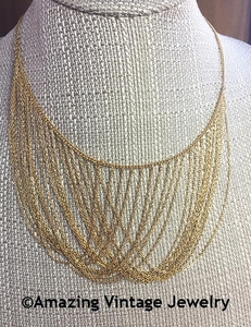 CAPRICE BIB Necklace