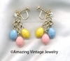 CARNIVAL Earrings -  Pastels