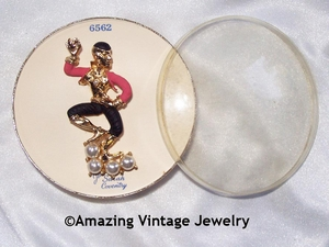 CARNIVAL or Exotic Dancer Pin - Male