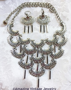 CHARISMA Necklace & Earrings Set