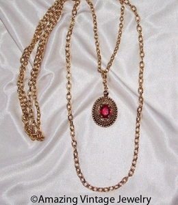 CORONATION Necklace - 2 strand