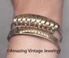 COSMIC WRAP AROUND Bracelet - Goldtone