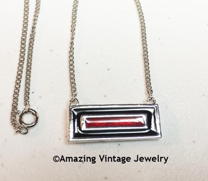 COVENTRY SQUARE Necklace