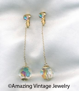 CRYSTAL LIGHTS Earrings
