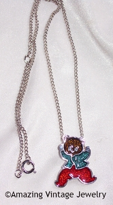 DANCIN' BEAR Necklace