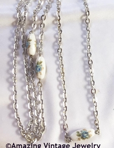 DELFT ROMANCE Necklace - EMMONS