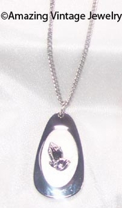 DEVOTION Necklace - Silver