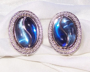 Emmons DUET IN BLUE Earrings
