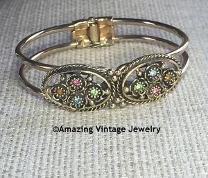 Emmons FLORAL ANTIQUE Bracelet