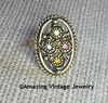 Emmons FLORAL ANTIQUE Ring