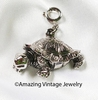 ENDANGERED SPECIES Charm - Tortoise