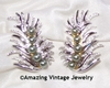 FEATHER FANTASY Earrings - Dainty