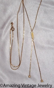 FINESSE Lariat Necklace