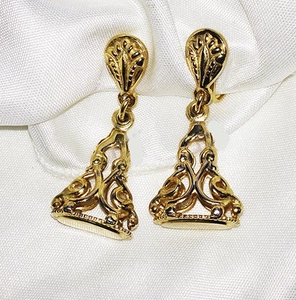 GOLDEN BELL Earrings