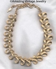 GOLDEN BRAID Necklace