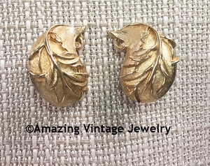 GOLDEN BROCADE Earrings