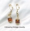 GOLDEN LANTERNS Earrings