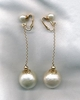 HI-SWINGER Earrings - Pearl