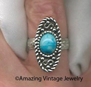 INDIAN MAIDEN Ring