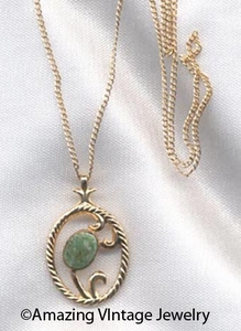 JADE ACCENT Necklace