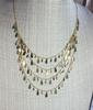 JOAN RIVERS Multi-Strand Statement Necklace
