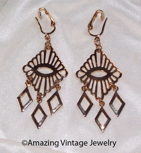 MANDARIN MAGIC Earrings