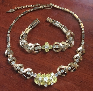 MONTE CARLO Necklace & Bracelet Set