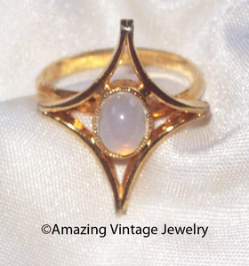 MOON BEAM Ring
