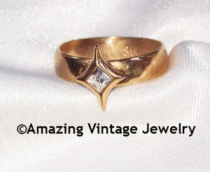 MORNING STAR Ring