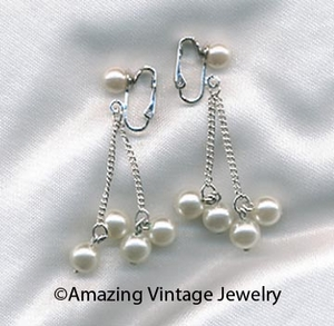 PEARL SHOWERS Earrings