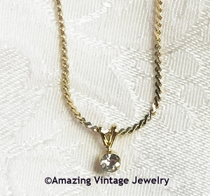 PETITE ACCENT Necklace