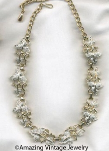 Plain and Fancy Necklace
