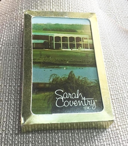 Sarah Coventry PLAYING CARDS