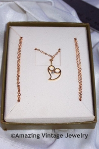 PRECIOUS HEART Necklace