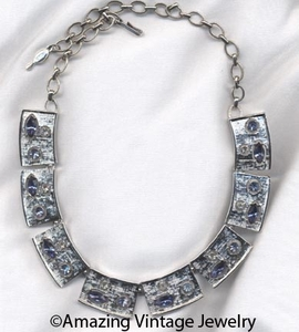 RHAPSODY IN BLUE Necklace